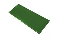 Кликфальц mini 0,45 PE с пленкой на замках RAL 6002 лиственно-зеленый