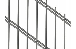 Сетка сварная 2D 1,03x2,5 м, ячейка 50x200x4,8/6,0 мм